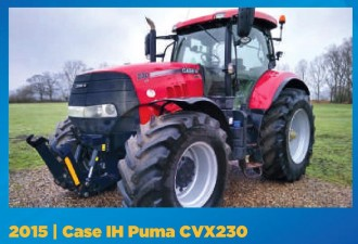 April used offers Case IH