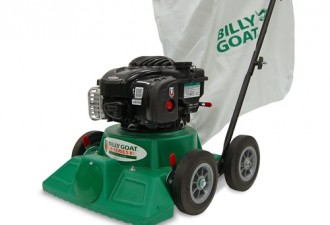 Billy Goat LB 352 leaf collector