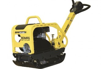 Bomag BPR25/40D reversible compactor plate