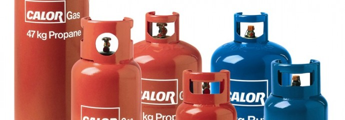 Calor Gas x6 Bottles