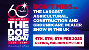 The 60th `Doe Show 2020