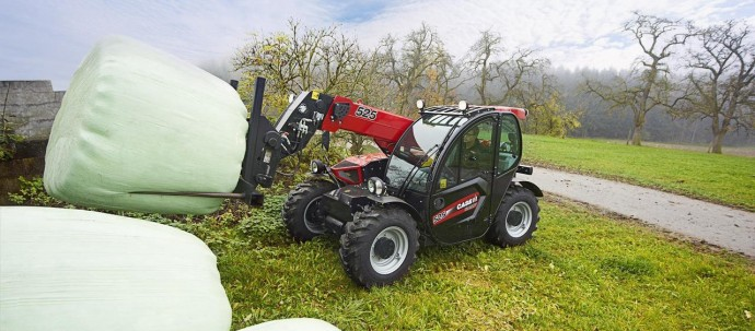Cash IH Telehandlers - Farmlift