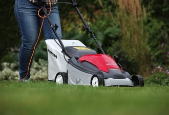 Honda Electric Lawn Mower