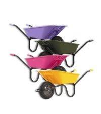 Poly Pan Wheelbarrow all colours rev a