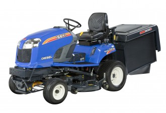 Iseki SXG 323 ride on mower