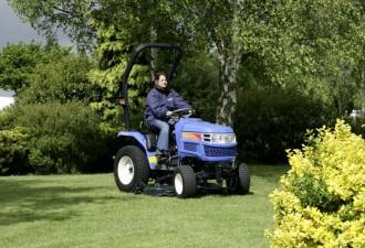 Iseki TM 3160 compact tractor