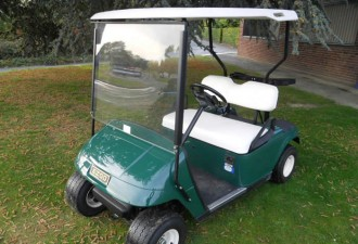 E Z Go golf cart TXT