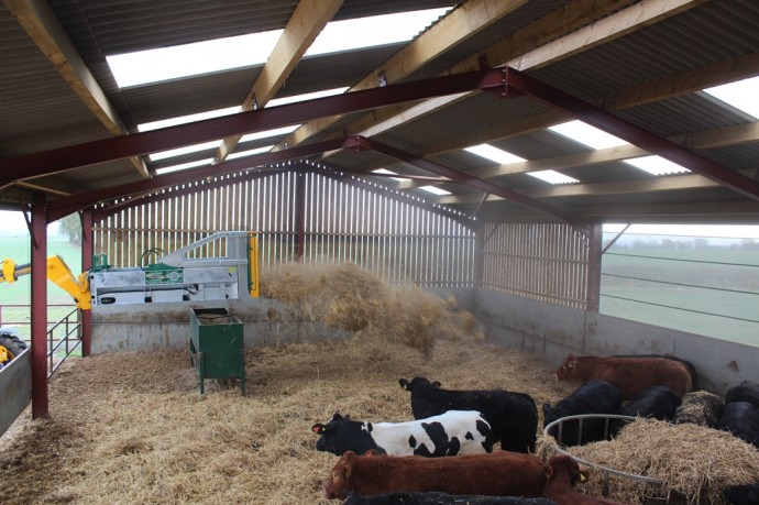 Spread a Bale galvanised