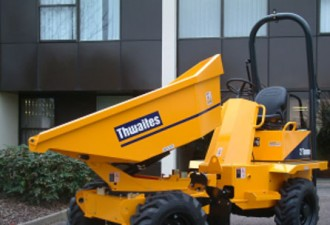 Thwaites 2 Tonne Powerswivel 1