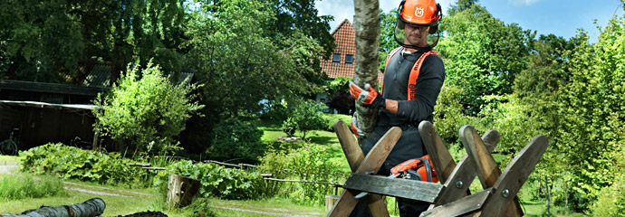 Chainsaws from Stihl, Husqvarna and Bosch