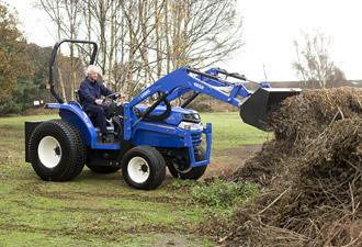 Iseki - Groundcare Machinery