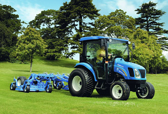 New Holland Compact Tracors - Groundcare Machinery