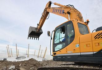 Hyundai Construction - Crawler excavators