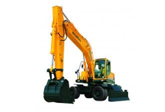 Hyundai Construction - Wheeled Excavators