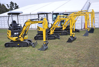 New Holland Construction Machinery