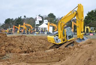 New Holland Construction - Crawler excavators