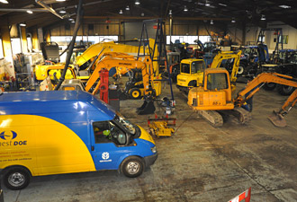 Hyundai Dealers & New Holland Dealers for Construction