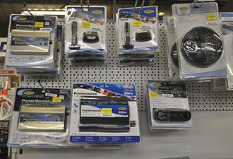 Inverters product range - Ernest Doe