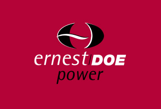 Ernest Doe Power Logo