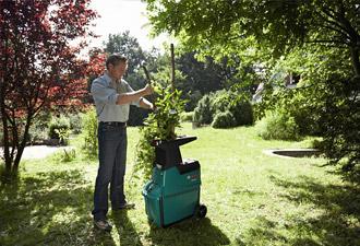 Bosch Garden Shredders