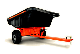 Garden Attachment - Trailers
