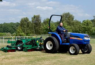 Iseki TG Tractors