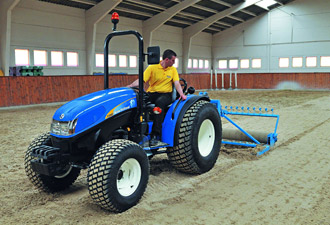 Groundcare - New Holland - T3000