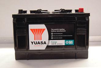 Electrical Showroom - Batteries