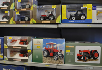 Britains toys and scale models