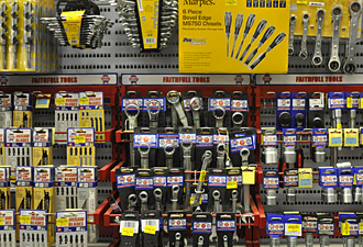 Ernest Doe - Tools and DIY
