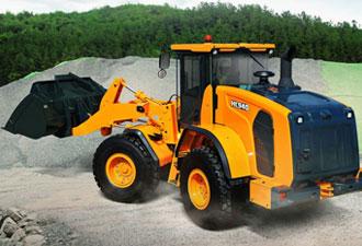 hl-wheel-loader