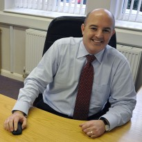 Graham Parker - General Sales Director, Ernest Doe